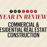 Year in Review: OBJ's Top Commercial and Residential Real Estate, Construction Listmakers