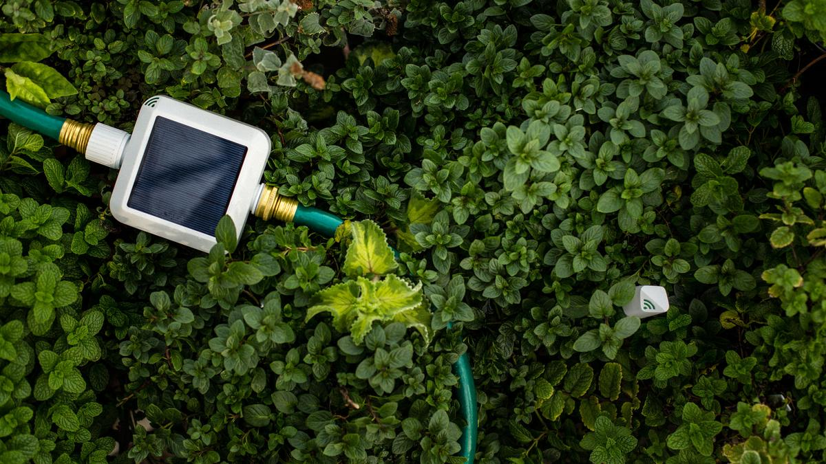 Scotts Miracle Gro Nyse Smg Acquires Blossom And Plantlink As Part Of Its Water Management Connected Yard Programs Columbus Business First