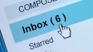 Do you report bogus emails to your IT department?