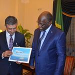 Tanzania orders a new Boeing 787-8 Dreamliner to expand international flights
