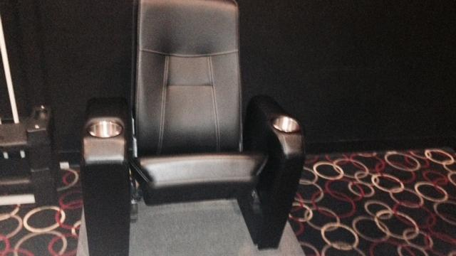 How Will This Movie Theater Compete With Goliaths By Investing In Amenities