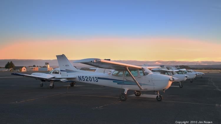 Hillsboro-based flight school Hillsboro Aero Academy announced a new partnership with Horizon Air to train pilots for the Seattle-based regional air carrier.