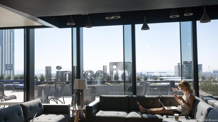 These 5 Bay Area Offices Have The Coolest Interior Designs