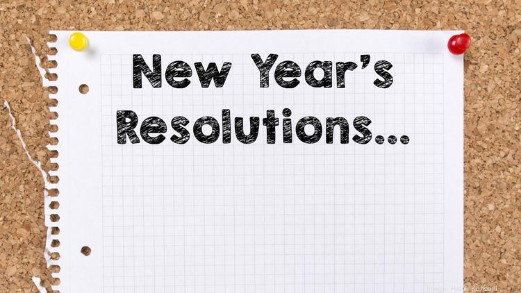 10 ideas for New Year\'s resolutions for your business life - The ...