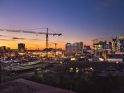 Nashville Skyline November 2016
