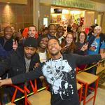 Ludacris celebrates opening of restaurant at Hartsfield-Jackson in Atlanta (SLIDESHOW)