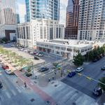 Prime Austin retail or creative office space surfaces as downtown site hits market