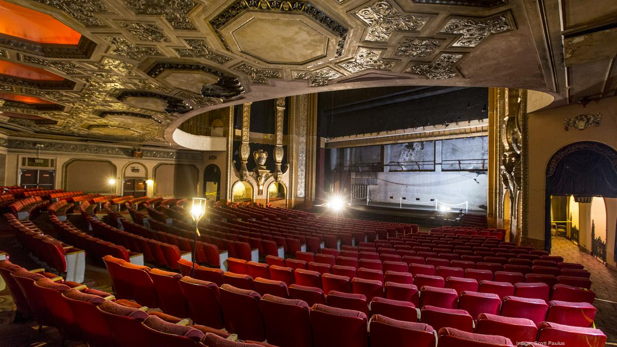 See Inside The Mso S Future Home In The Historic Grand Theatre Slideshow Milwaukee