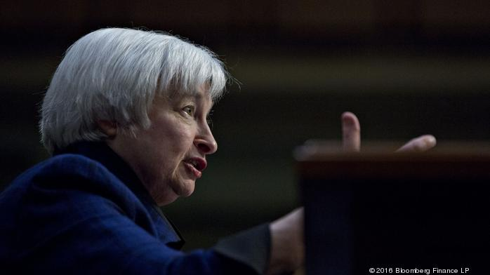 Janet Yellen, and the Fed's inflation target, should both stay