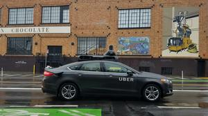 Uber self-driving cars ran at least six red lights in San Francisco