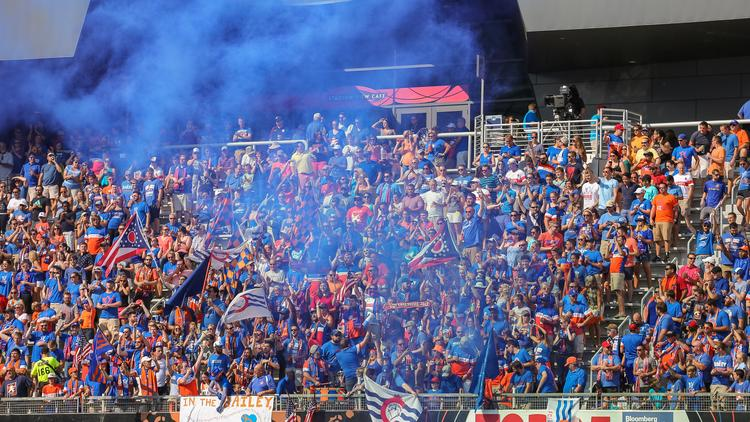 FC Cincinnati's bid to become one of the next Major League Soccer expansion franchises looks strong in most categories.