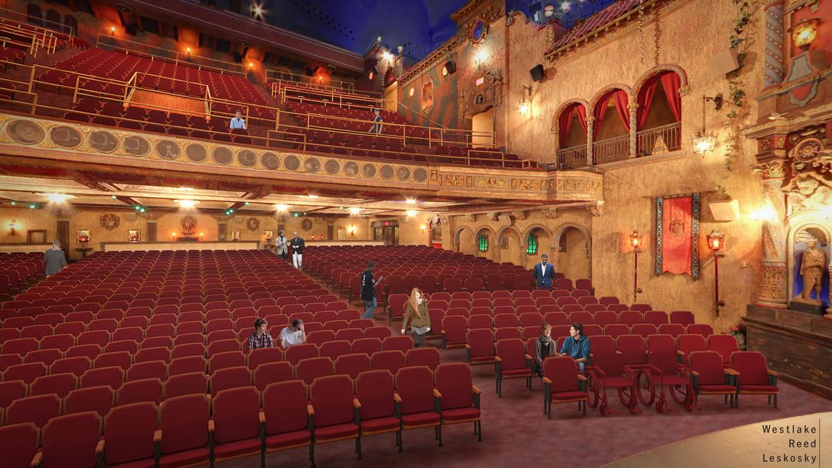Tampa Theatre Launches Fundraising Campaign To Revamp Its
