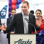 Alaska Air CEO <strong>Brad</strong> <strong>Tilden</strong> reflects on early career advice from Warren Buffett
