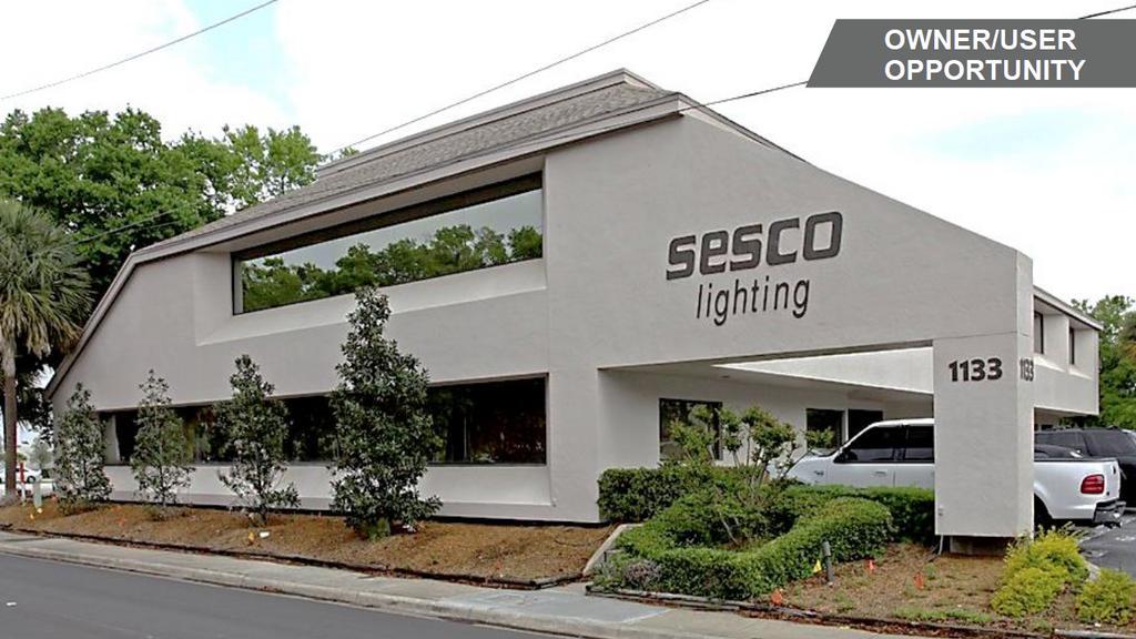 Sesco Lighting Seeks Er For Winter Park Hq Orlando