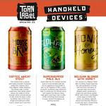 Torn Label Brewing launches canning operations