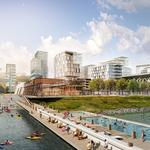 No pool, but big ambitions remain for Zidells at South Waterfront