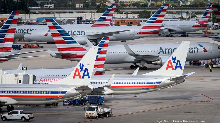Irma Spurs American Airlines To Cancel All Flights
