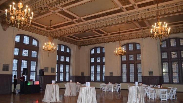 The Historic Fifth Floor Ballroom In Mark Twain Tower Will Be Preserved As