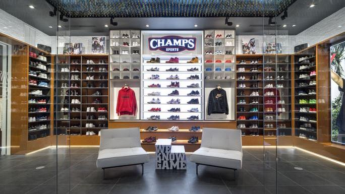 b8a7c6ebb4db7 A Boston firm created a Champs Sports store for DJ Khaled - Boston Business  Journal