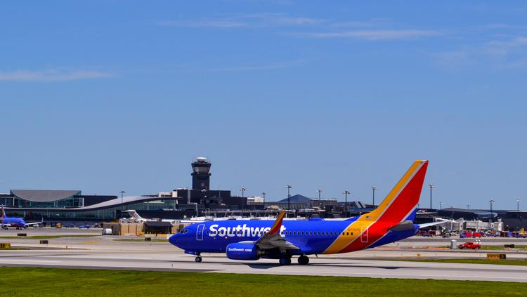 swa in bwi Southwest airlines is cancelling flights because of the blizzard which airports are affected are southwest flights delayed how can you change your flight.
