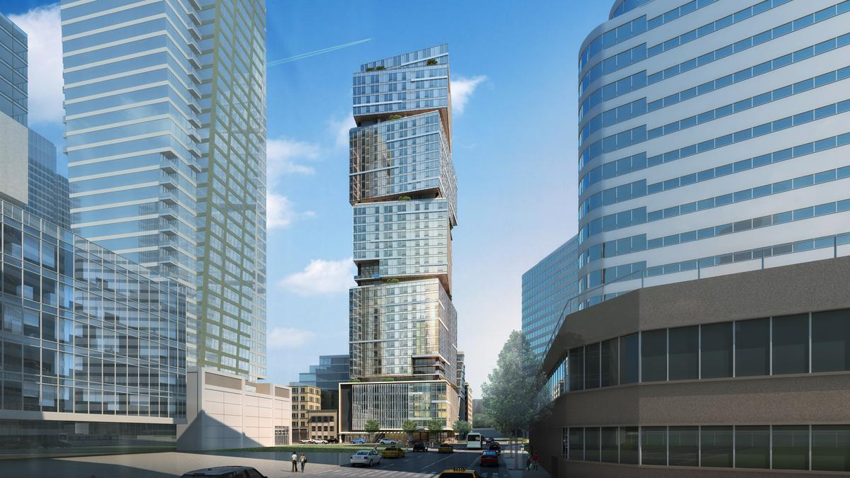 By the numbers: Building Seattle's new Nexus condo tower ...