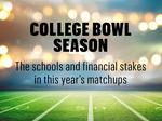 Bowling for dollars: The financial Xs and Os behind college football's post-season bonanza