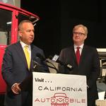 Business, civic leaders push for driverless-car testing in Sacramento