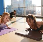 Companies offer yoga, meditation to help employees combat stress