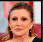 Carrie <strong>Fisher</strong> — a princess and general on and off the screen