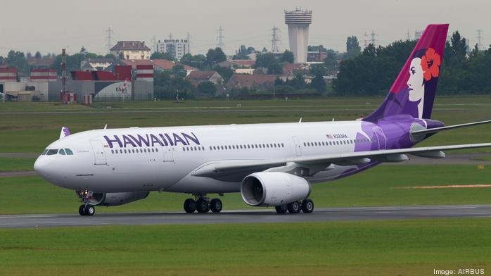 Honolulu-bound Hawaiian Airlines flight makes emergency landing on Maui