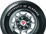 Firestone inks licensing deal to sell Alabama football themed tires