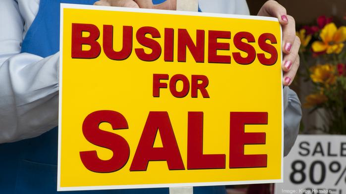 Sales of small businesses are reaching pre-recession levels