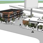 Mixed office, retail development headed for former Tobin Hill gas station