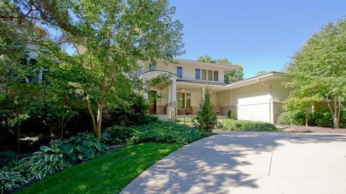 Contemporary Leawood Estates Home!