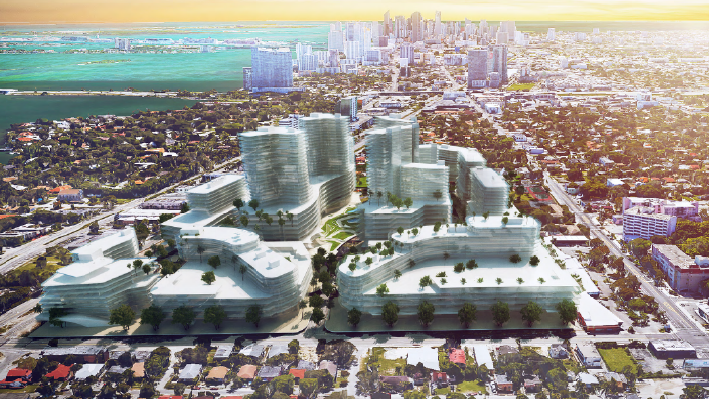 Design Place Apartments In Miami's Little Haiti Could Be Redeveloped Adorable Design Place Apartments Miami