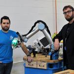 Johns Hopkins-born startup Ready Robotics is moving out of Maryland