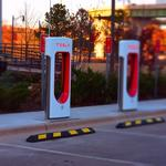 Tesla charging stations installed in Uptown