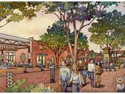 The redevelopment of the historic Fort Worth Stockyards will cater to visitors to the district.