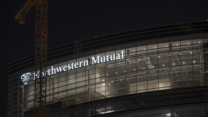 Northwestern Mutual sets opening date for new downtown tower
