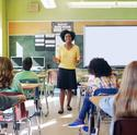 U.S. education spending drops