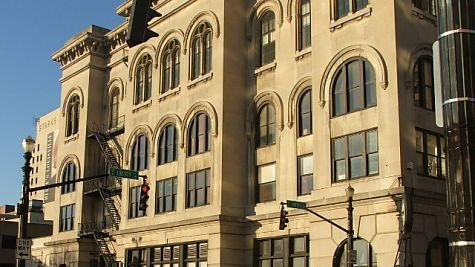 The Landmark Building At 300 310 West Liberty In Downtown Louisville Will Become