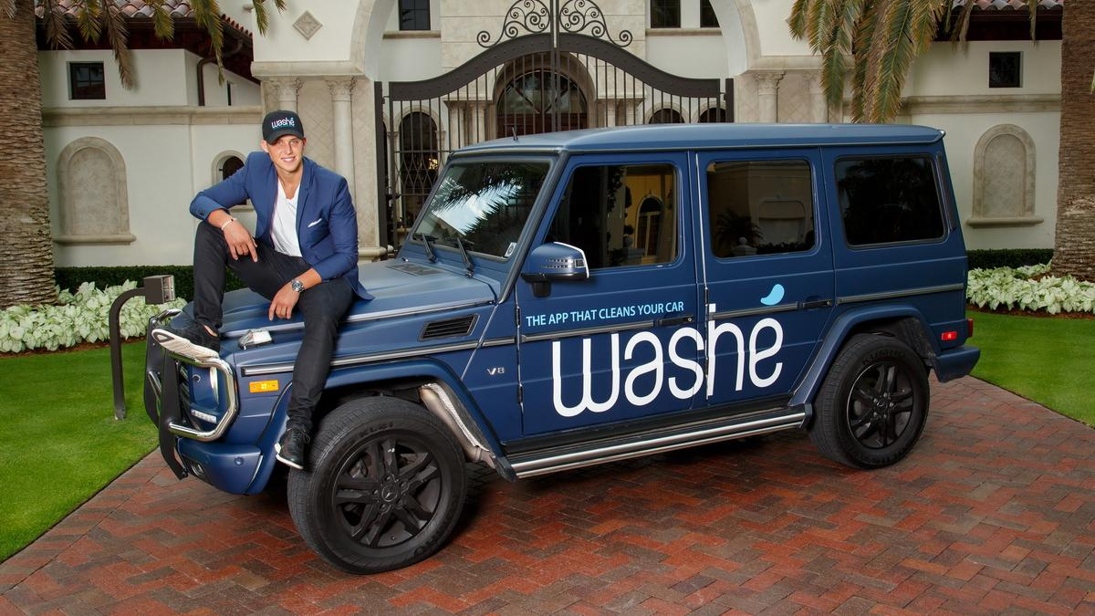 Car Wash Boca Raton >> Washe Expands To Orlando Seeks For Independent Contractors