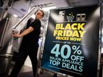 Belk among retailers offering the steepest discounts for Black Friday
