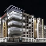 Hotel with ground-floor retail planned for Channel district (Renderings)