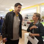 Sprint continues to add customers in a competitive quarter
