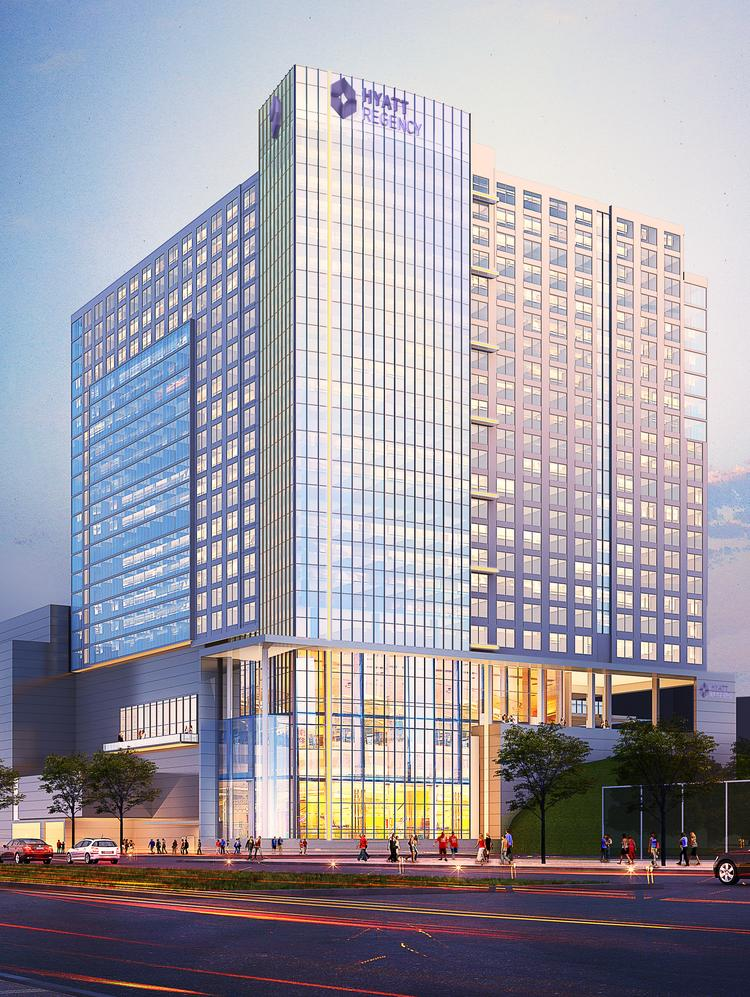 Convention Hotel Loses Height But Clears Hurdles Kansas City