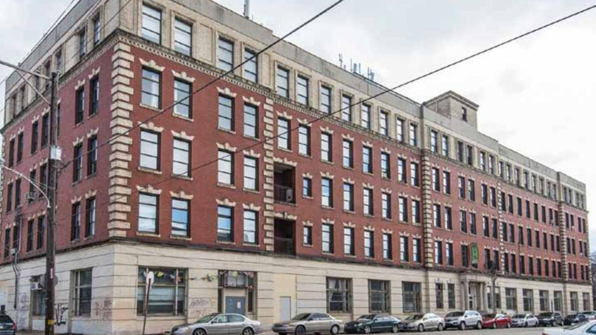 Buyer plans apartments for spring garden street building philadelphia business journal for Spring garden apartments philadelphia
