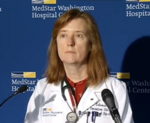 MedStar executive handles Navy Yard media coverage after submitting resignation (Video)