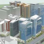 Massive Tysons redevelopment plan envisions high-rises in place of Hondas