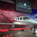 Cirrus delivers its first Vision jet, ending years-long quest